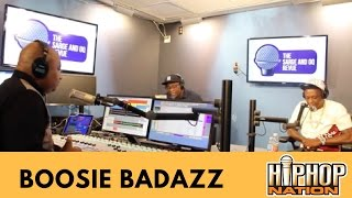 On Hip Hop Nation on The Sarge and OQ Revue Special guest Boosie Badazz. Boosie talks his clothing line and expanding it into major department stores, being on tour, surviving cancer and stepping up his hustle after cancer scare being in jail, politics and more! SUBSCRIBE TO HIP HOP NATION https://goo.gl/ZyWPTUFOLLOW HIP HOP NATION ON:INSTAGRAM https://www.instagram.com/hiphopnation/ TWITTER: https://goo.gl/NMJW4NFACEBOOK: https://www.facebook.com/hiphopnation/Give us your feedback! We want to hear from you!GET FAMILIAR!@HipHopNation @SARGEANDOQ#TheRevueSXMTune in to The Sarge & OQ Revue weekdays from  12AM - 4AM EST  (SXM Ch. 44)