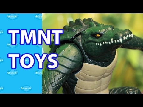 TMNT Toys Toy Fair Sneak Preview 2013