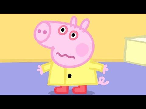 Peppa Pig en español - Canal Kids - Español Latino - - El resfriado de George - Capitulos Completos  - Pepa la cerdita