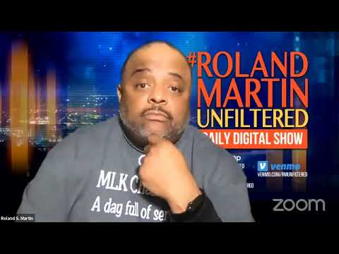 """""""In The Presence of Justice"""": Roland Martin keynotes AACSA's MLK Virtual Luncheon"""
