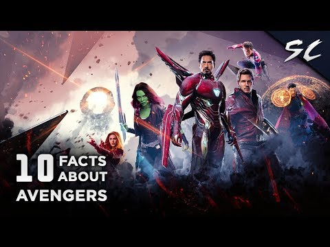 10 Things You Didn't Know About Avengers | Explained In Hindi