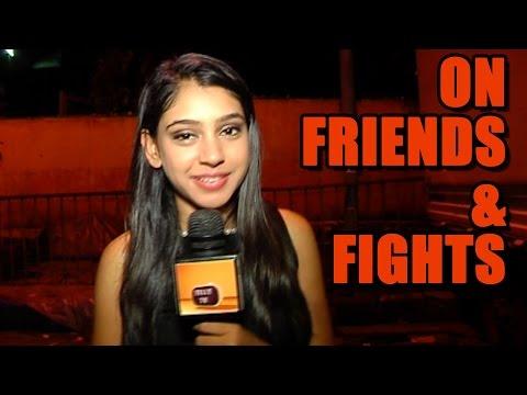 Niti Taylor talks about her friendship bond & figh