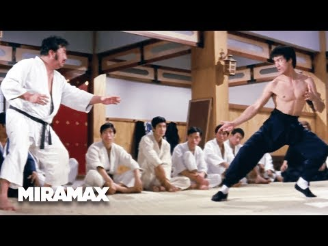 Fist of Fury (The Chinese Connection) | 'They All Fall Down' HD - Bruce Lee, Feng Yi | MIRAMAX