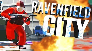 Welcome to Ravenfield! Ravenfield is a singleplayer battlefield style game where you command a soldier and fight the red team!►Support Blitz on Patreon: http://www.patreon.com/Blitzkriegsler- - - - -Watch the full Ravenfield Gameplay Video Series: http://bit.ly/RavenfieldGameplay- - - - - Ravenfield Gameplay Overview:Fight upon the Ravenfield together with your Blue allies! Take down those pesky Reds using helicopters, tanks, guns, and active ragdoll physics!Ravenfield is a singleplayer game in the vein of older team-vs-team AI shooters. The game is designed to be easy to pick up and play, but also rewarding for all skill levels!Besides providing additional spawn points, each flag your team holds increases your Flag Multiplier. This multiplier increases the score you gain per enemy kill. The team score bars indicate what team is currently winning, push out the enemy bar to win the game! You can also win the game by capturing all spawn points.- - - - -Ravenfield Gameplay Features:►Easy-to-pickup, singleplayer mayhem►Fight as infantry, or in ground vehicles, aircraft, or watercraft►Active ragdoll physics combines tactical strategies with a sprinkle of silly fun►The number of combatants is only limited by what your computer can handle!►Damaged soldiers drop team-colored blood splats, indicating where battles have taken place- - - - -Want to Download Ravenfield free? Click here:https://steelraven7.itch.io/ravenfieldRavenfield Steam: http://store.steampowered.com/app/636480/Ravenfield/- - - -  -Want more Blitz? Check these links out:Subscribe: http://bit.ly/Sub2BlitzTwitter: https://twitter.com/BlitzkriegslerTwitch: https://www.twitch.tv/blitzSteam Group: http://bit.ly/BlitzsSteamUnboxing Videos - http://bit.ly/BlitzUnboxingGiveaway Videos - http://bit.ly/BlitzsGiveawaysChannel Updates - http://bit.ly/BlitzsUpdates- - - - -Sponsors:Get awesome T-shirts on my merch store: https://www.teepublic.com/user/ytblitzPick up good games in through Humble: https://www.humblebundle.