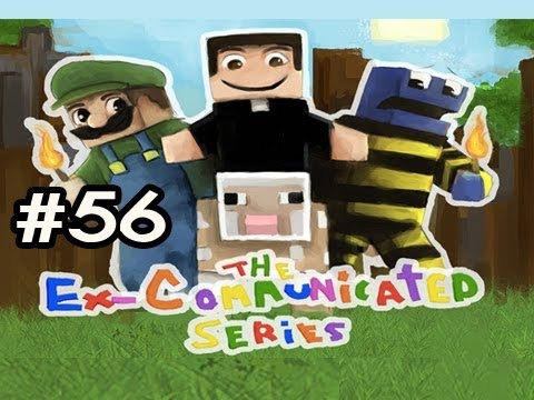 Minecraft: The Ex-Communicated Series w/Nova, SSoHPKC & Slyfox Ep.56 - BLUMPKIN