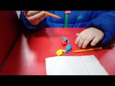 Як навчити дитину правильно писати