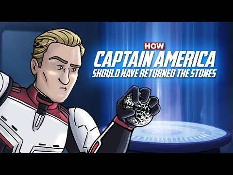 How Captain America Should Have Returned the Stones