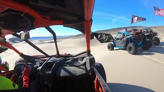 6. Can-Am Maverick X3 X RS Turbo R @ SAND MOUNTAIN SAND DUNES