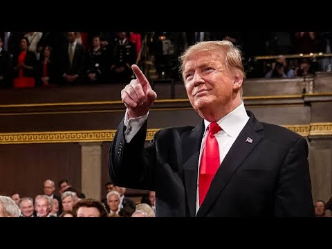 USA: Highlights von Trumps »State of the Union«-Red ...