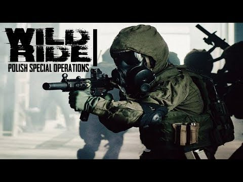 "Polish Special Operations - ""Wild Ride"" (2018 ᴴᴰ)"