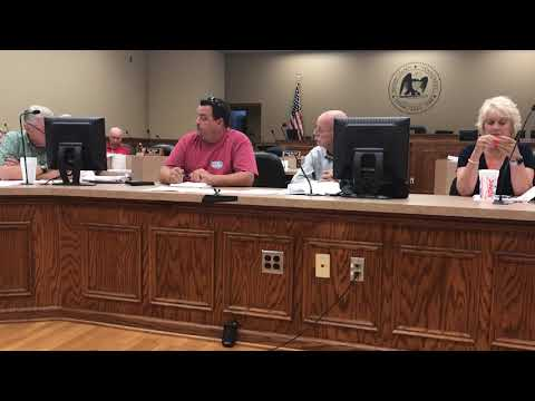 Video: Wilson County Commission Budget Committee TN