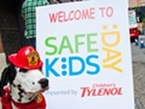Safe Kids Day 2013 Signature Event