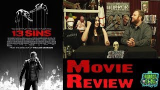 """13 Sins"" 2014 Horror Movie Review - RE-UPLOAD - The Horror Show"