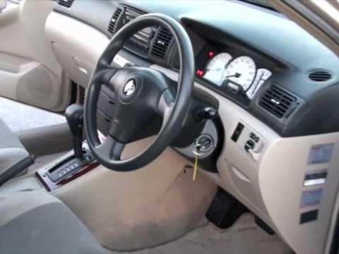 Toyota Corolla Allex 2001, 76km, 1.5L, Auto
