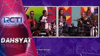 Video Raffi Ahmad Duet Ikmal Tobing menggebuk drum [Dahsyat] [29 April 2017] MP3, 3GP, MP4, WEBM, AVI, FLV Oktober 2018