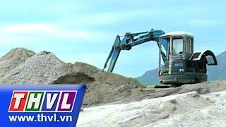 THVL | Bắt điểm khai thác cát lậu lớn tại Nha Trang, THVL, THVL1, THVL2, THVL YOUTUBE, THVL 1, THVL 2