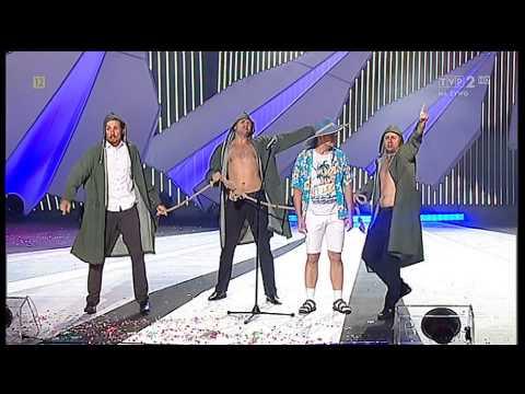 Tekst piosenki Kabaret Skeczów Męczących - Piosenka Turystyczna po polsku