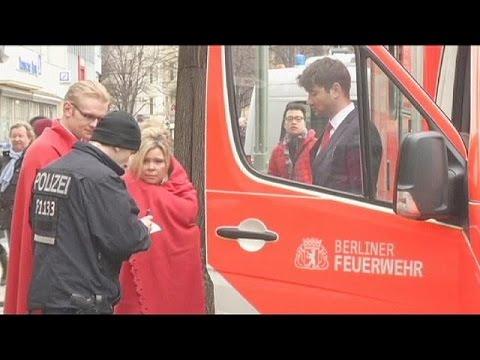 Berlin'de soygun