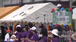 羽黒小学校運動会1・開会式とラジオ体操