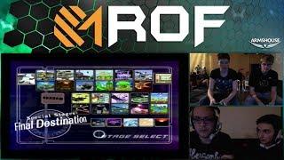 Leffen vs CT EMP Armada RoF3 Grand Finals