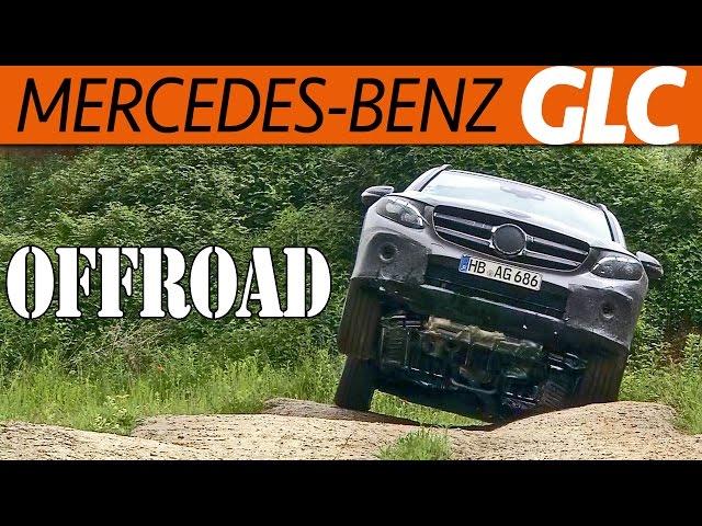 ► 2016 Mercedes GLC - OFFROAD TESTING