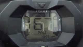 2. TOP SPEED 2013 CAN AM OUTLANDER 500 XT  TOP SPEED