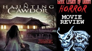 Nonton A HAUNTING IN CAWDOR ( Shelby Young 2015 ) Horror Movie Review Film Subtitle Indonesia Streaming Movie Download