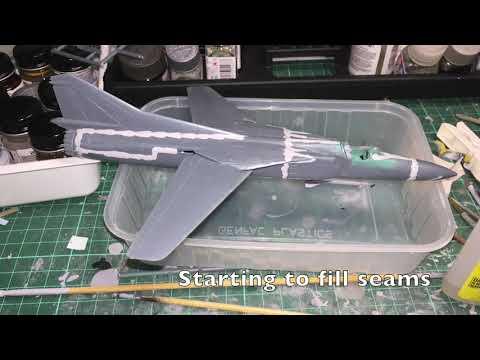 1:72 KP Models MiG-23MF Flogger...