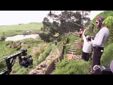 The Hobbit An Unexpected Journey Vlog - Post Production