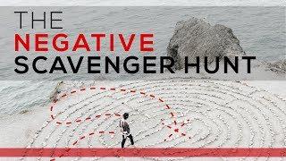 Day 100 - The Negative Scavenger Hunt