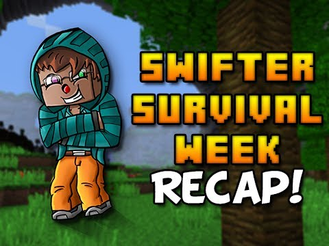 Swifter Survival Week Recap & Thank You + Plans Moving Forward! (HD)