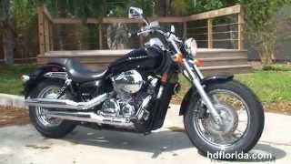 6. Used 2009 Honda Shadow Spirit VT750C Motorcycles for sale - Ocala, FL