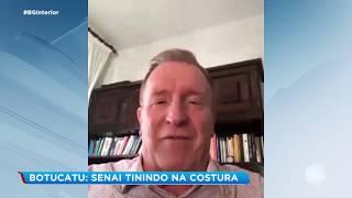 Senai doa 5 mil máscaras cirúrgicas para Santa Casa de São Manuel