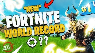 Video THE *NEW* FORTNITE WORLD RECORD - 54 Kills (We beat FaZe Clan) MP3, 3GP, MP4, WEBM, AVI, FLV September 2018