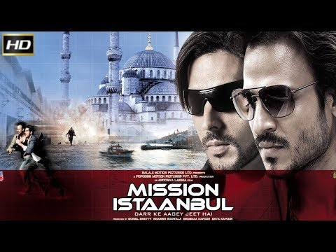 Mission Istaanbul 2008   Action Movie Zayed Khan, Vivek Oberoi