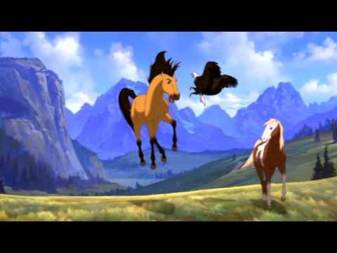 Про молодую лошадь