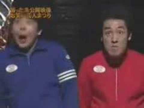 Graciosas muecas de Tetsu y Tomo