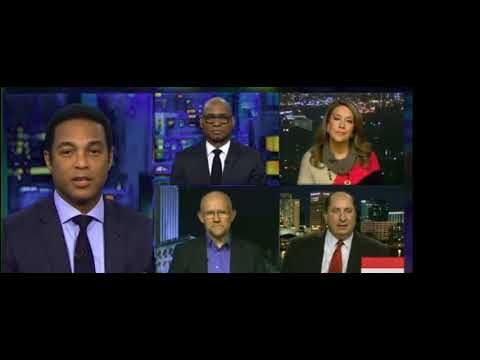 Trump Supporter: Calls Don Lemon A Lazy Negro, Gets Kicked Off CNN