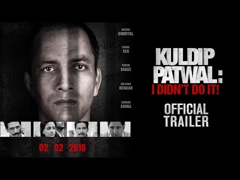 Kuldip Patwal I didnt do it trailer of upcoming Bollywood