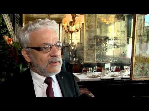 Réunion du Conseil littéraire de la Fondation Prince-Pierre à Paris