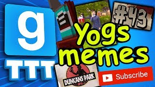 IS THIS THE BEST YOGSCAST MAP?! | Gmod TTT