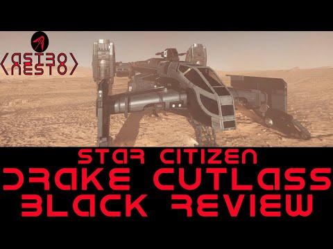 Star Citizen Cutlass Black Review