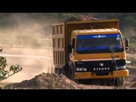 Eicher Terra 25 | The Toughest Tipper