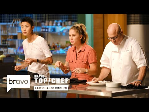 It's Do or Die in the Final Episode of Last Chance Kitchen! | Last Chance Kitchen (S18 E10) Part 2