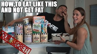 Secret to Eating Whatever and Not Getting Fat - SFTW S2 Ep4 Midweek