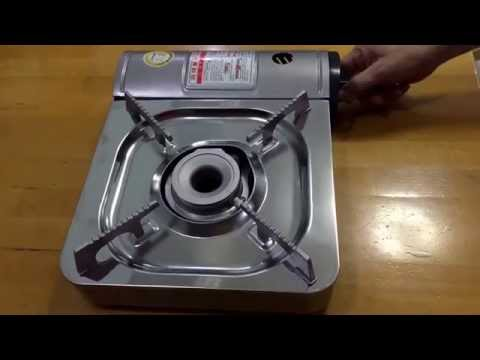 Korean BBQ pot and Gas Stove