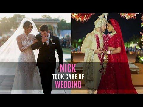 Priyanka Chopra Reveals Nick Jonas Took Care Of Wedding Preps | SpotboyE