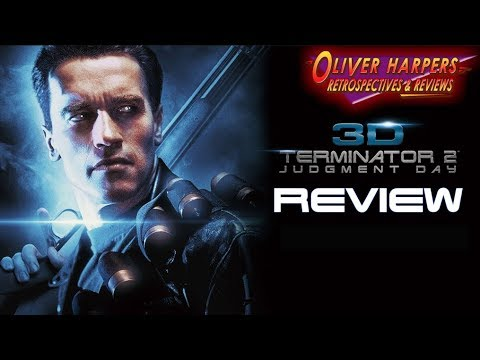 Terminator 2: Judgement Day 3D (2017) Review
