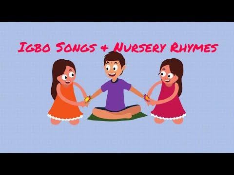 Igbo Songs and Rhymes.