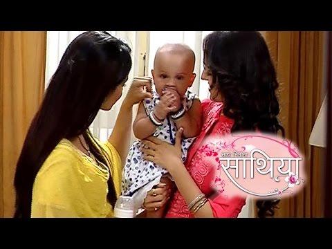 Video Saath Nibhana Saathiya | 15th June 2016 | PREGNANT Meera's  HATERED Towards Vidya CHANGED Into LOVE download in MP3, 3GP, MP4, WEBM, AVI, FLV January 2017